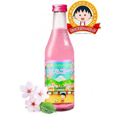 Chibi Maruko-Chan Sakura Cola 240 ml.