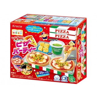 DIY Popin' Cookin Pizza Party