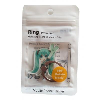 Hatsune Miku Telefoon Ring 1