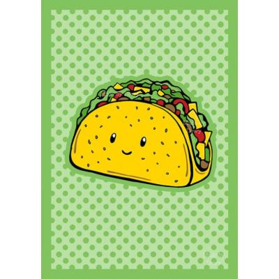 'Kawaii Taco' Kaart
