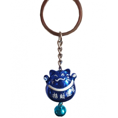 Kawaii Lucky Kitty Charm Sleutelhanger 2