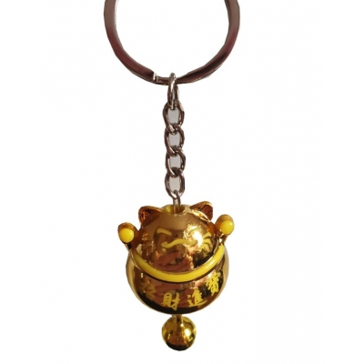 Kawaii Lucky Kitty Charm Sleutelhanger 3