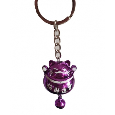 Kawaii Lucky Kitty Charm Sleutelhanger 4