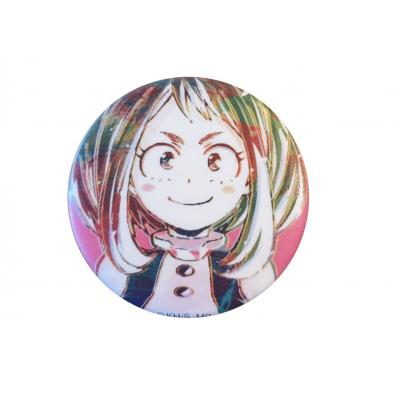 My Hero Academia Button Ochako Uraraka