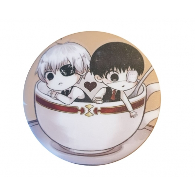 Tokyo Ghoul Button B