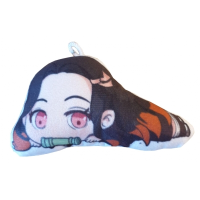 Demon Slayer Plush Keychain Nezuko Kamado