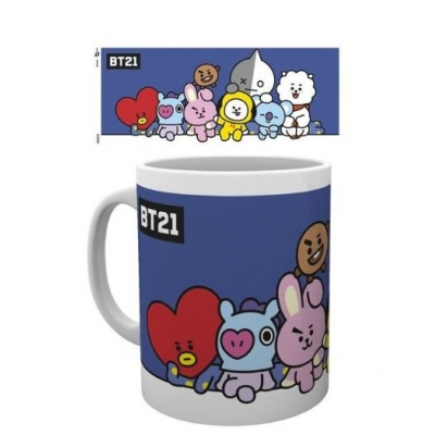 BT21 Group Mok