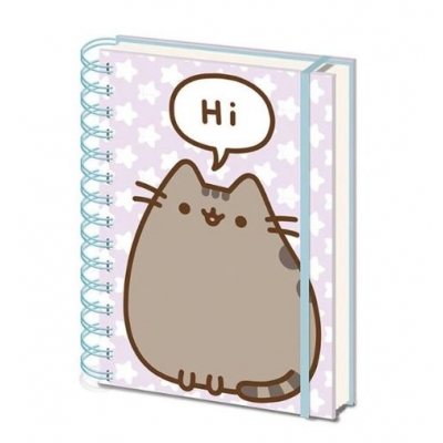 Pusheen Says Hi ‑ A5 Notitieboek