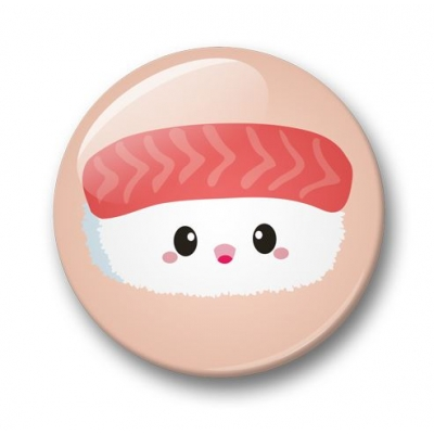 Sushi Button - 32mm