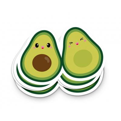 Sticker XL - Avocado