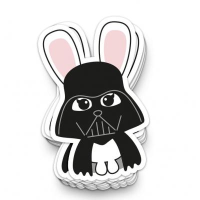 Sticker XL - Dark Bunny