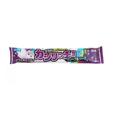 Chewy Candy: Grape & Soda flavour