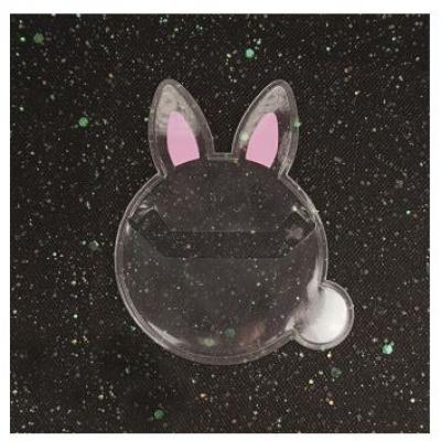 Button Beschermhoes - Bunny (zonder keychain)