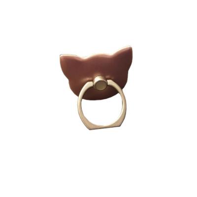 Kat Telefoon Ring (roze)