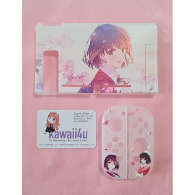 Switch Flexibele Beschermhoes - Kawaii Girl