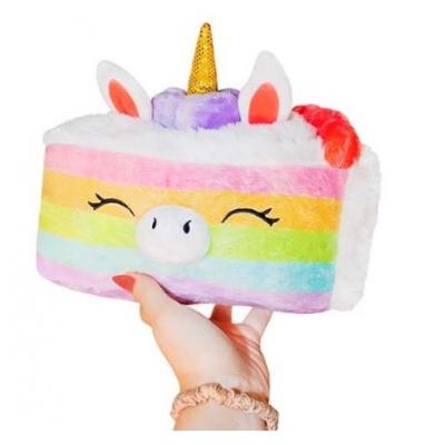 Squishable - Rainbow Unicorn Cake (7 inch)