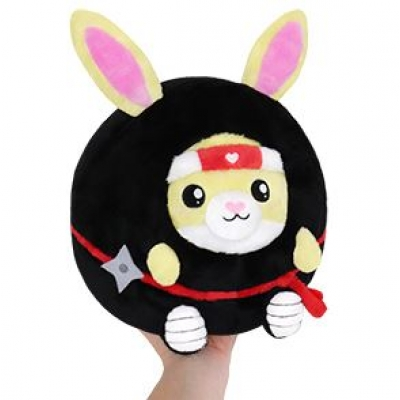 Squishable - Undercover Bunny in Ninja Disguise (7 inch)