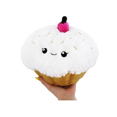Squishable - Special Edition Golden Cupcake (7 inch)