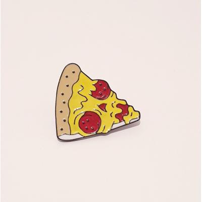 Creepy Pizza Pin