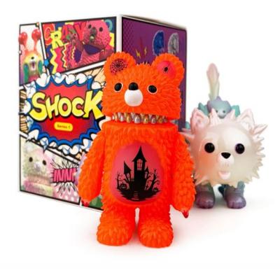 Pop Mart x Instinctoy Shock Series Collectibles (Blind Box) Glow in the Dark!