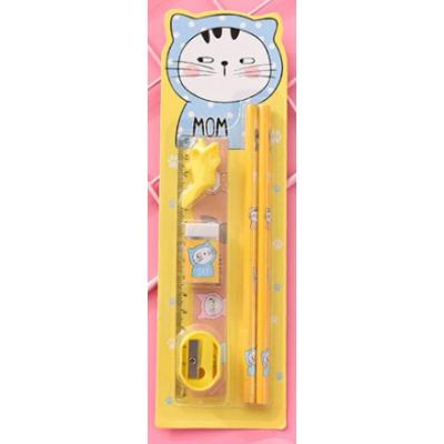 Schoolset: Kawaii Cat