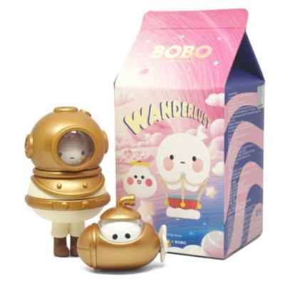 Pop Mart x Bobo and Coco - Wanderlust Collectibles (Blind Box)