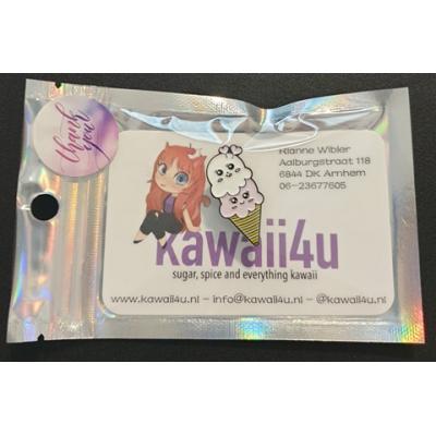 Kawaii Ice Cream Pin