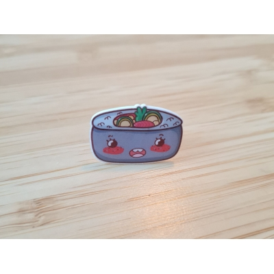 Sushi Pokebowl Pin
