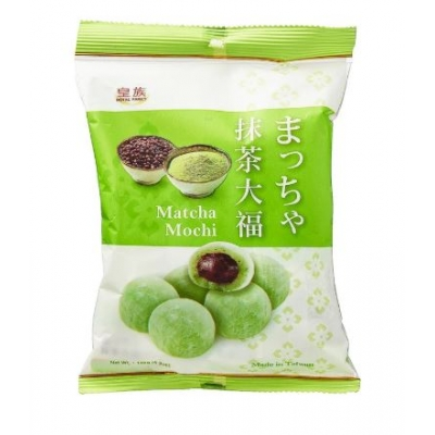 Royal Family: Matcha Mochi