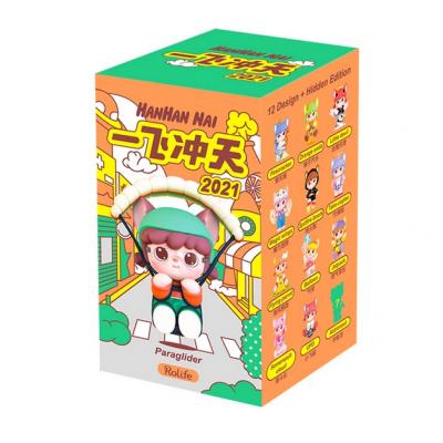 Rolife Hanhan Nai Fox Fairy Surprise Doll Figures (Blind Box)