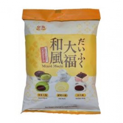 Royal Family: Mochi Mix (Matcha, Milk, Red Bean)